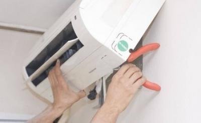 демонтаж кондиционера услуги по установке