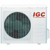 igc icm-12h/u 3.5 квт - 12 btu (кондиционеры)